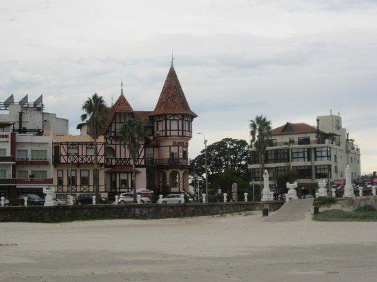 Hotel Colon : Vista del Hotel