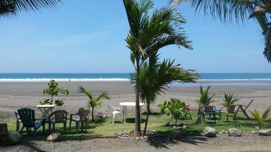 Casa Mafalda Hotel : Beachfront Lounge