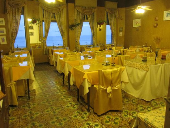 Hotel Colón: Comedor