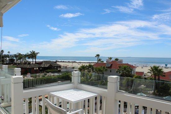 Hotel del Coronado: View from room 2303