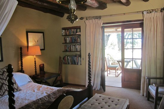 Kersefontein Guest Farm: Charming bedroom