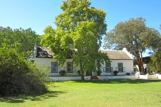 Kersefontein Guest Farm: The old farmhouse