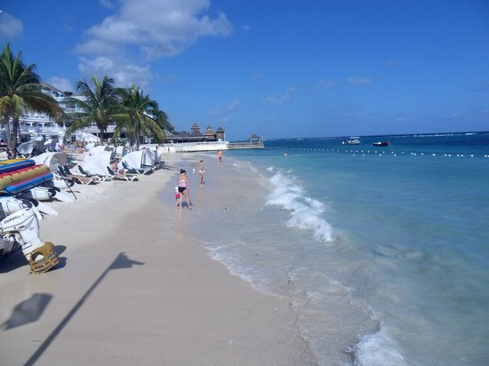 Beaches Ocho Rios Resort & Golf Club : Beach!
