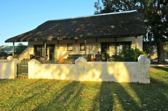 Kersefontein Guest Farm: A lovely place to watch the sunset