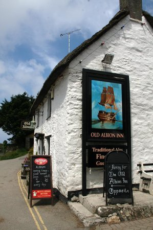 Old Albion Inn: Old Albion