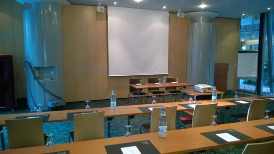 Hotel Alpha-Palmiers: Meeting room