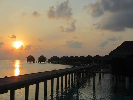 Anantara Veli Maldives Resort: Beach