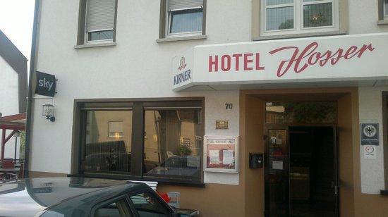 Hosser's Hotel & Restaurant