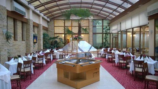 Opera Plaza Hotel: fabulous dining area