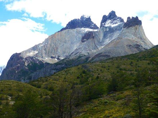 Torres del Paine National Park: Los Cuernos