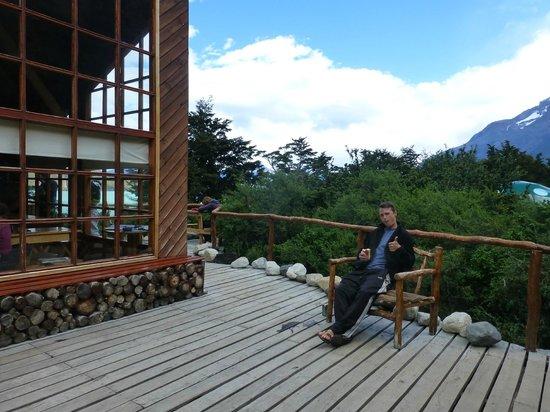 Torres del Paine National Park: Refugio Los Cuernos
