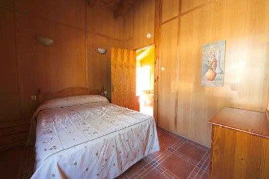Camping Totana: habitacion cabaña