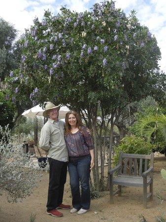 Hacienda Linda: Our lovely hosts