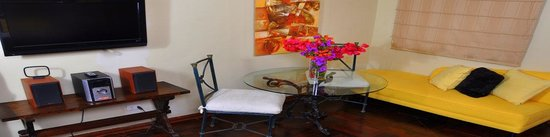 Peru Star Botique Apartments Hotel : Fresh Flowers