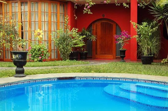 Peru Star Botique Apartments Hotel : Our Duplex Apartment