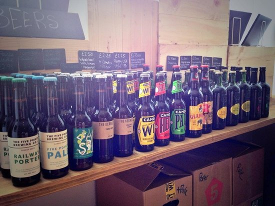 Vino Vero: Craft beers available to take away