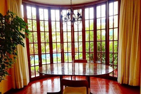 Peru Star Botique Apartments Hotel : Full Dining Room in our Duplex Apartment