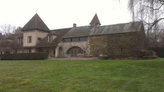 La Bichonnière : view from the front
