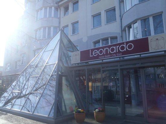 Leonardo Hotel Berlin City Sud: Hotel