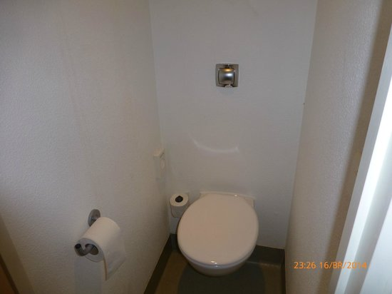 Ibis Budget London Hounslow : toilet