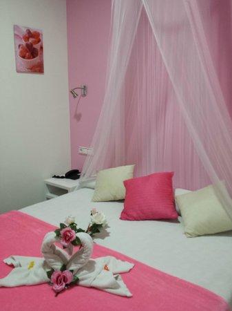 Madrid City Rooms: himmelbett