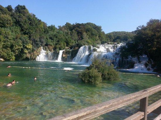 Villa Katarina: At the Waterfalls