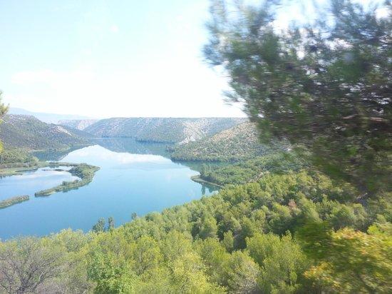 Villa Katarina: Views of Croatia