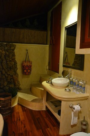 Zazen Boutique Resort & Spa : salle de bains