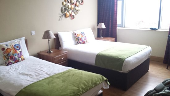 Kinvara Guesthouse: Comfortable beds
