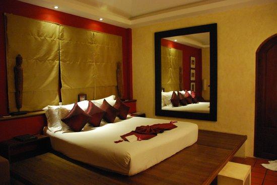 Zazen Boutique Resort & Spa : chambre