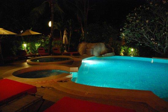 Zazen Boutique Resort & Spa : piscine