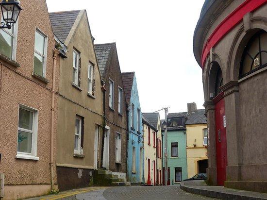 Extreme Ireland / Irish Day Tours : Back street of Cork