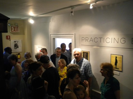 Queens Historical Society: Exhibition Opening Recpetion