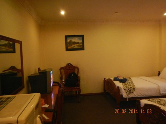 Monica Angkor Hotel : Номер