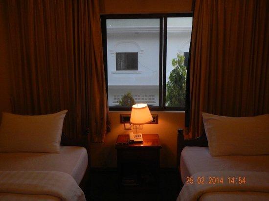 Monica Angkor Hotel: Вид из номера