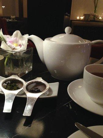 Café Royal Hôtel : tea