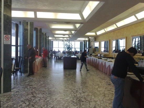 Hotel Diplomat Palace: La bellissima sala per la colazione