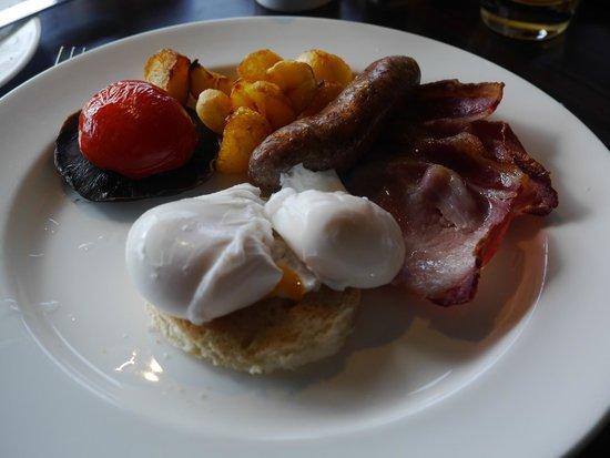 The Savoy : Full English 'Savoy Breakfast'