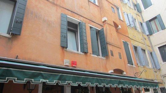 Locanda Ca La Bricola: la façade