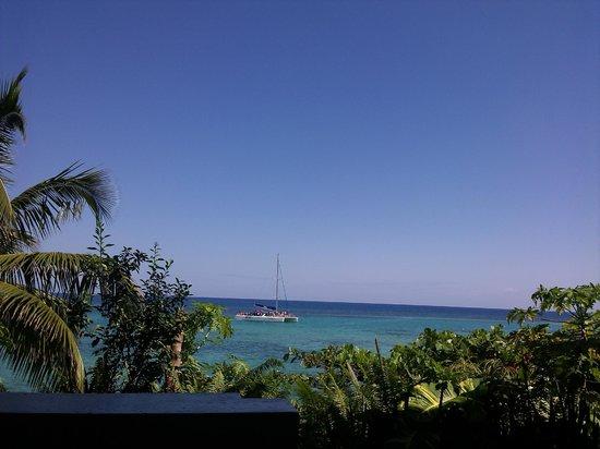 Silver Seas Resort Hotel: Вид из номера