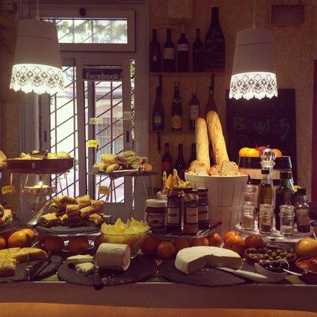 Bar Celoneta Sangria Bar: Brunch buffet