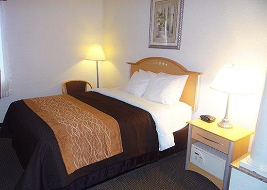 Baymont Inn & Suites Seabrook Kemah : Queen Bed