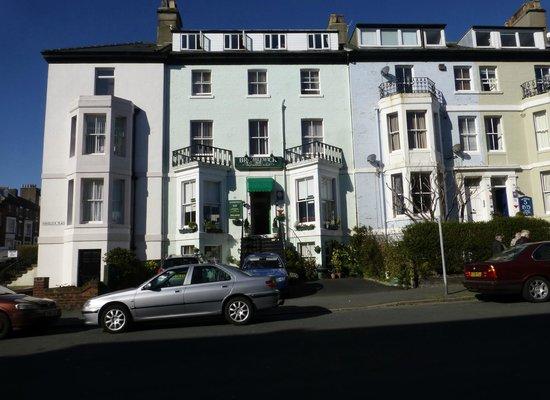 Bramblewick Guest House: front of Bramblewick