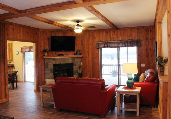 Spring Brook: Vacation living at its best