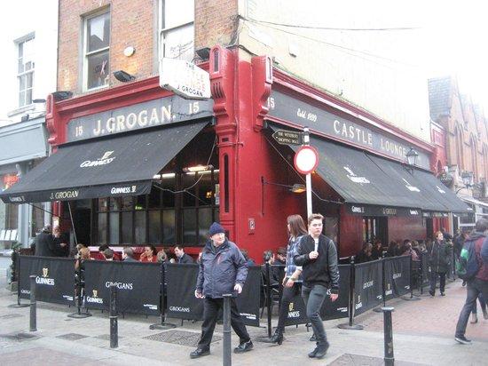 Grogan's Castle Lounge: Last visit