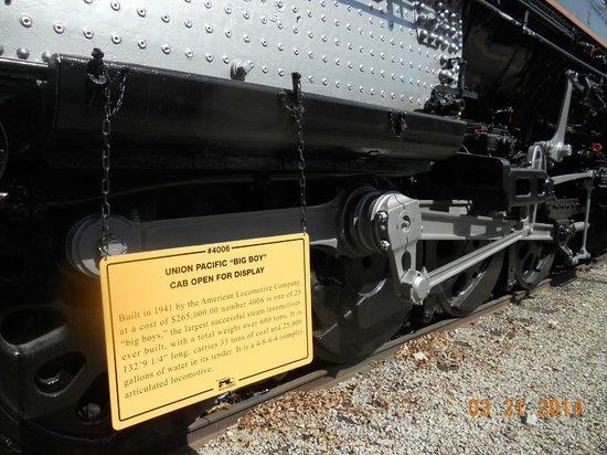 Museum of Transportation: Big Boy