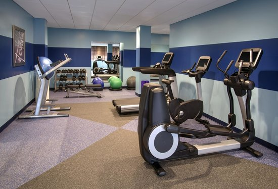 Four Points by Sheraton Charleston: Fitness Center