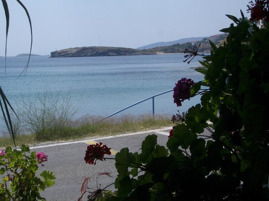 O Viomichanos: View from Restaurant