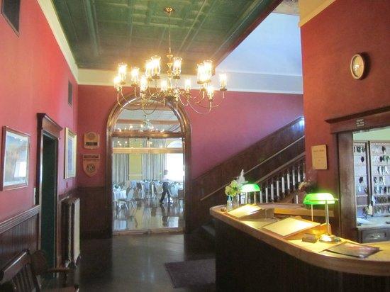 Hotel St Michael Lobby