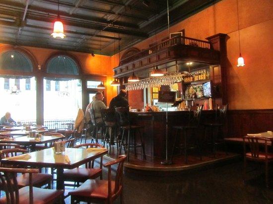 Hotel St. Michael: Hotel bar and restaurant